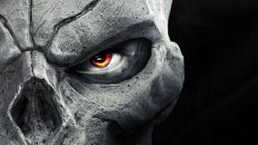 Darksiders II – Half Face Closeup